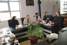 سفر مدیرکل دفتر کودکان و نوجوانان سازمان بهزیستی کشور به استان قم