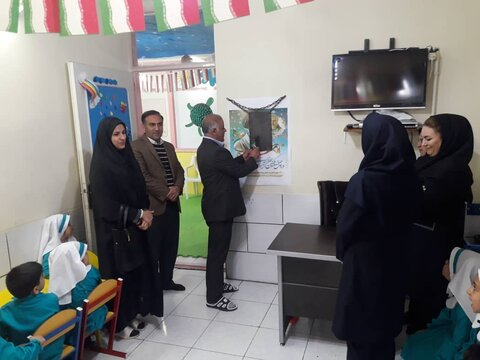 گزارش تصویری ا آغاز ایام دهه فجر در استان سمنان