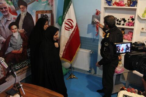 زنگ چهل و یکمین فجر انقلاب اسلامی در مهدهای کودک ایلام نواخته شد