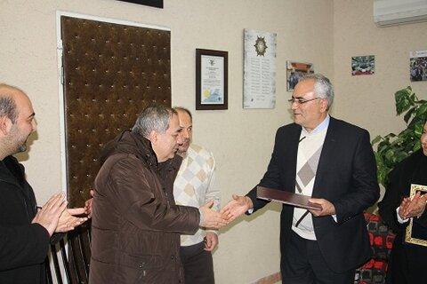 گزارش تصویری |مراسم تودیع و معارفه معاون توانبخشی بهزیستی استان
