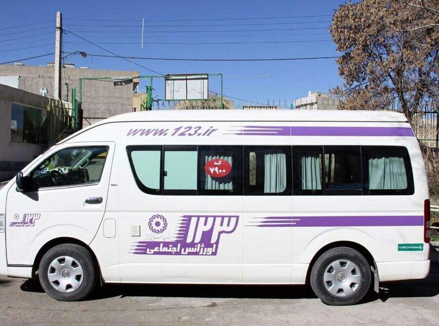 ٨٠٠نفر از خدمات اورژانس اجتماعی ایرانشهر بهرهمند شدند