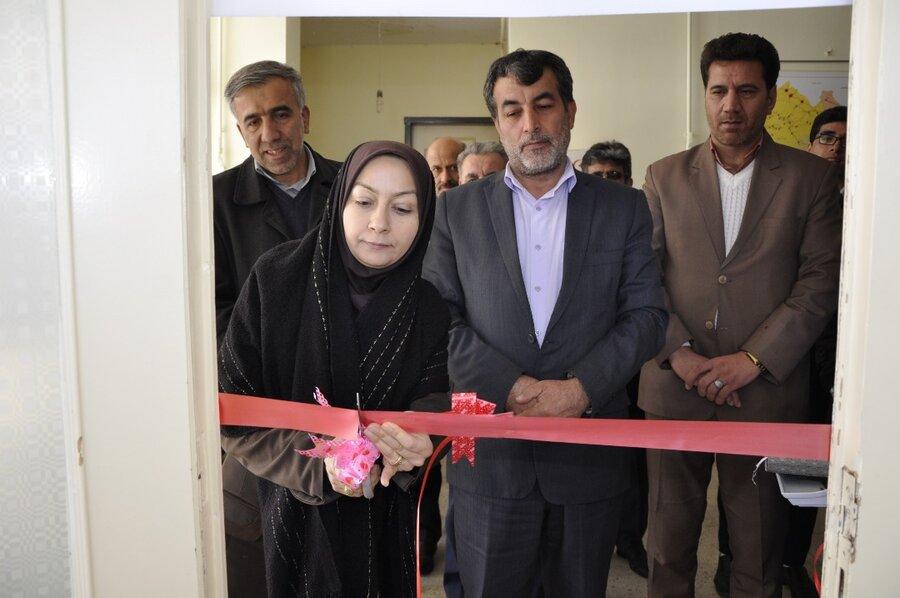 آوج | گزارش تصویری | افتتاح ۳ طرح بهزیستی در شهرهای آوج و آبگرم استان قزوین