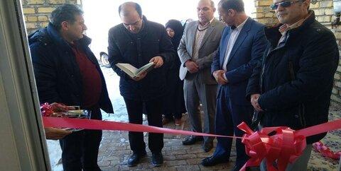 خلخال ا افتتاح خانه مددجویی و روستا مهد