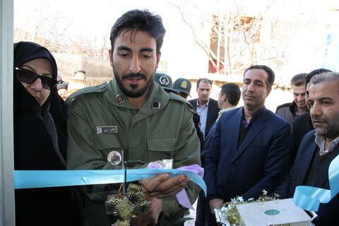 افتتاح ۴ واحد مسکن مددجویان در شهرستان شازند