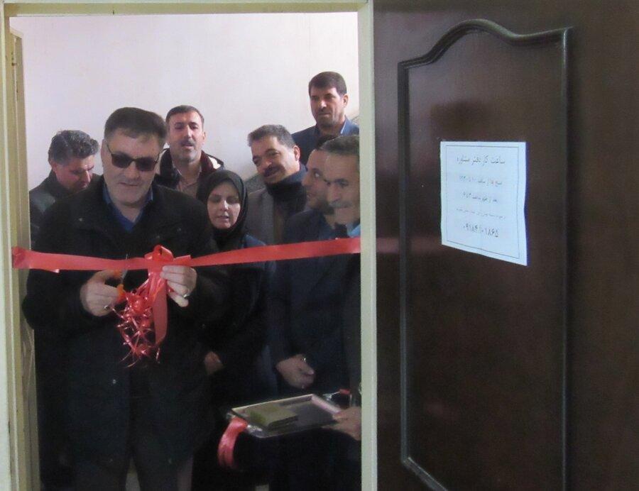 رزن |  افتتاح مرکز مشاوره مهر آریا
