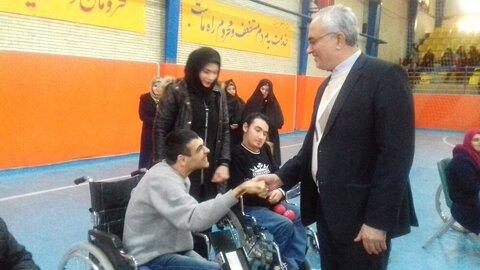 پرداخت کمک هزینه به معلولین شدید