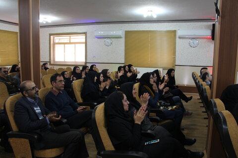 گزارش تصویری ا جشن انقلاب در بهزیستی استان سمنان