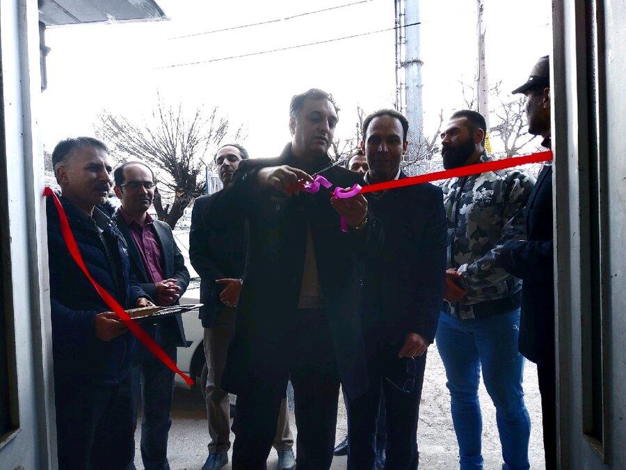 شهرستان همدان | افتتاح  باشگاه بدنسازی مردانه  رکورد داران
