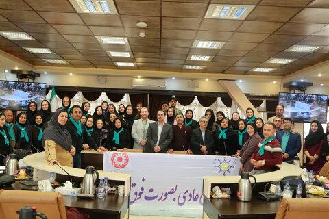 مجمع عمومی جمعیت همیاران سلامت روان اجتماعی ایران، برگزار شد
