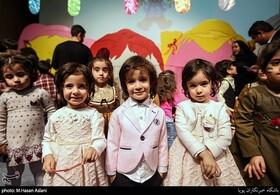 گزارش تصویری  حضور خانواده های دارای چندقلو در جشن انقلاب از نگاه دوربین خبرگزاری تسنیم