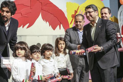 فیلم| گزارش صدا و سیمای جمهوری اسلامی ایران از جشن همزاد های دوست داشتنی