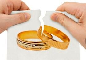 ثبت ۳۶۰ هزار پرونده در سامانه طلاق
