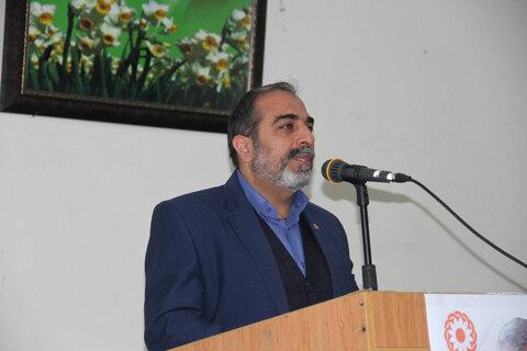 جشن انقلاب با حضور مدیران و مربیان و کودکان مهدهای کودک شیراز