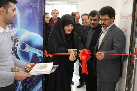 مرکز فیزیوتراپی اداره بهزیستی شهرستان کرج افتتاح شد