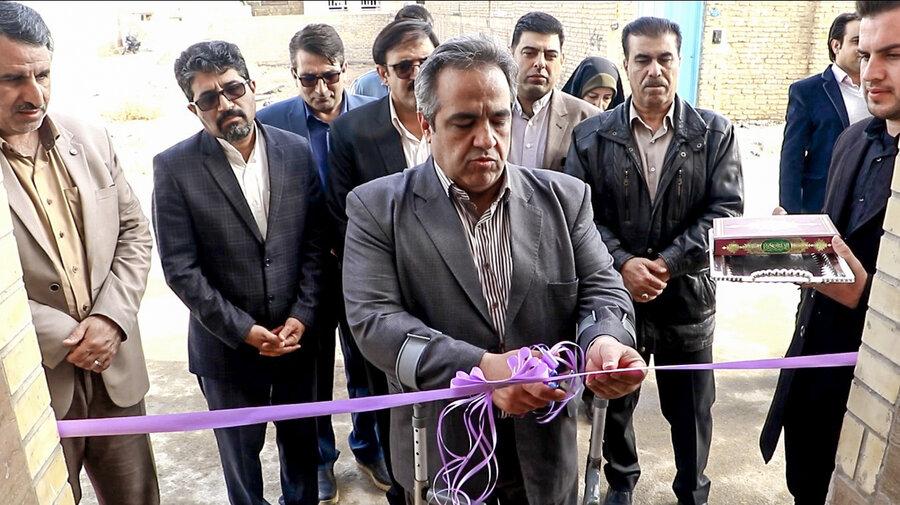 افتتاح 31 واحد مسکونی معلولین و مددجویان بهزیستی در یزد
