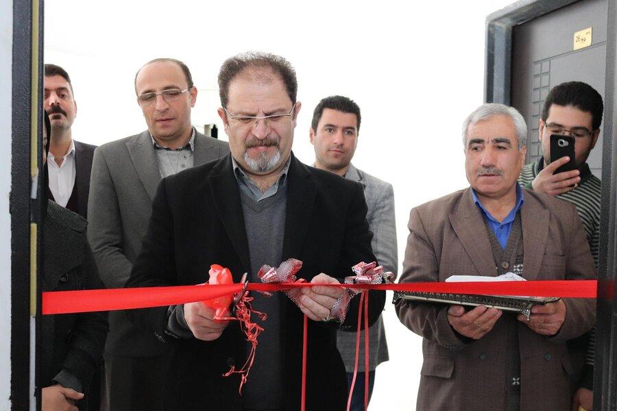 افتتاح 59 واحد مسکن مددجوئی بهزیستی آذربایجان غربی همزمان با ایام الله دهه فجر