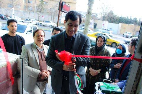 توسط مدیرکل بهزیستی استان کارگاه اشتغالزایی در شهرستان ساوجبلاغ افتتاح شد