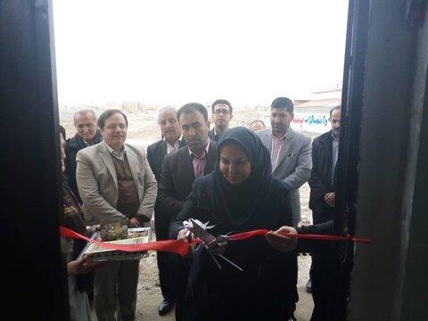 افتتاح اولین شلتر بانوان (سرپناه شبانه) استان البرز در شهرستان ساوجبلاغ