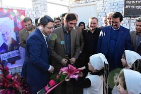 گزارش تصویری | آغاز عملیات احداث ۱۵هزار واحد مسکونی با مشارکت سازمان بهزیستی کشور و قرار گاه سازندگی خاتم الانبیاء(ص)