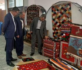 گزارش تصویری| در هشتمین روز از دهه مبارک فجر، طرحهای شهرستان دهاقان افتتاح شد