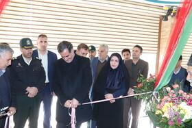 مرکز روزانه سالمندان شهرستان بروجن افتتاح شد