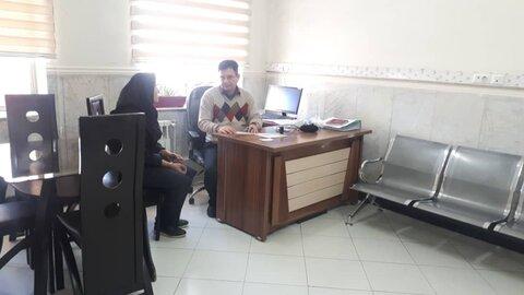 فردیس | ویزیت رایگان پزشک عمومی در بهزیستی فردیس به مناسبت دهه فجر