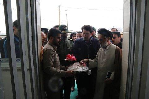 افتتاح ۶۷واحد مسکونی ویژه مددجویان و معلولین گلستانی