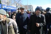 گزارش تصویری| حضور رئیس و کارکنان سازمان بهزیستی در راهپیمایی ۲۲ بهمن ۱۳۹۸