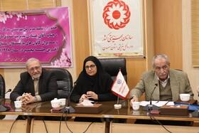 گزارش تصویری| آخرین مجمع عمومی کانون بازنشستگان استان به میزبانی بهزیستی