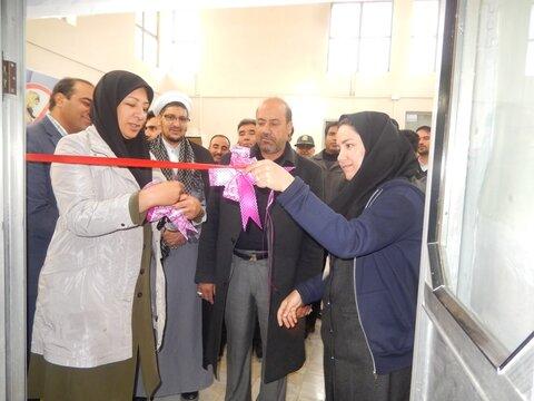 کارگاه خیاطی زنان سرپرست خانوار در بافت راه اندازی شد