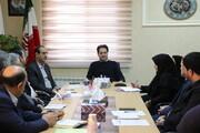 جلسه ستاد بحران با حضور رئیس دبیرخانه ستاد مدیریت بحران بهزیستی کشور