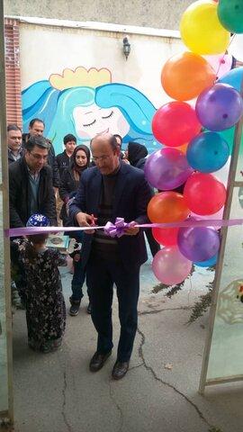 فردیس | افتتاح اولین روستا مهد شهرستان فردیس واقع در روستای فرخ آباد زیبا دشت
