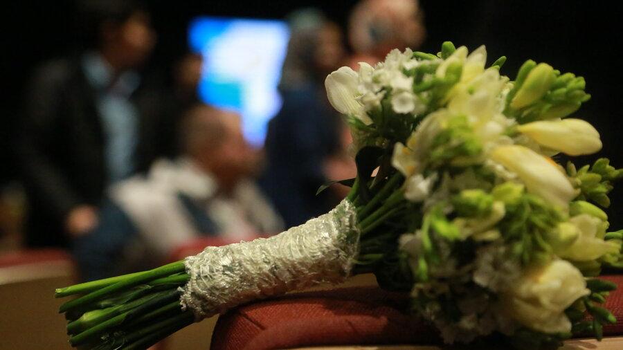 مراسم عروسی 200 زوج ایرانی