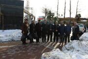 اعزام ۳ اکیپ ویژه امدادی به مناطق درگیر برف