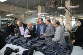 گزارش تصویری| مدیرکل بهزیستی استان تهران از مجتمع خدمات بهزیستی ولیعصر(عج) بازدید کرد