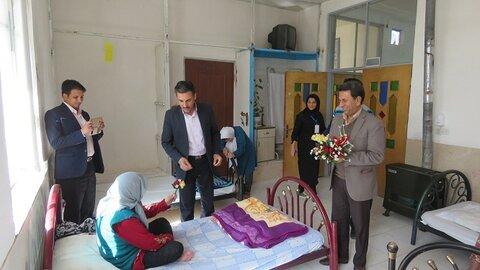 خور و بیابانک| گزارش تصویری| دیدار بخشدار جدید شهرستان با پرسنل بهزیستی و سالمندان مرکز مهرورزان
