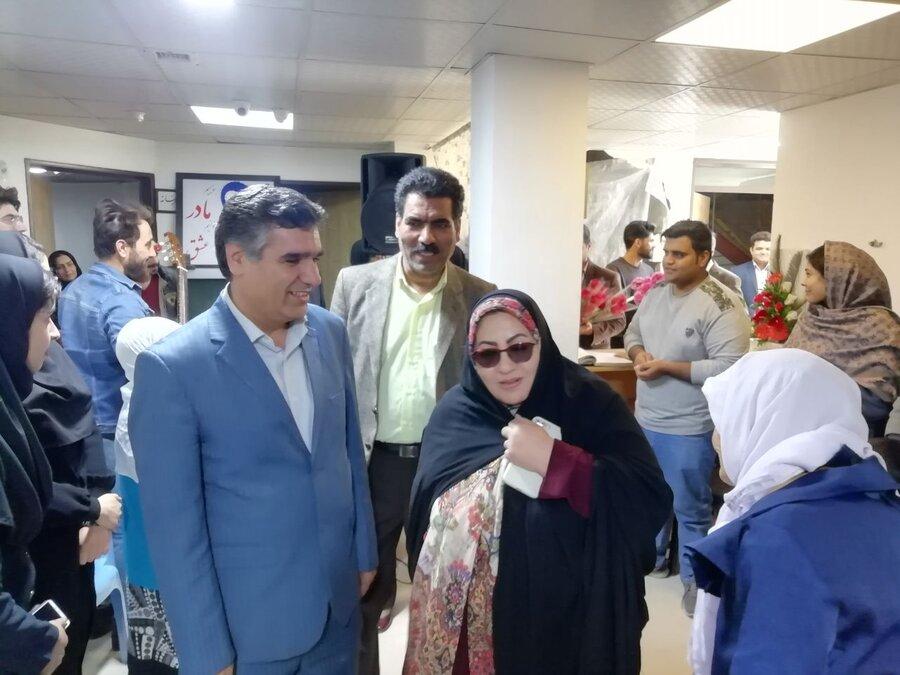 دیدار با مادران خانه سالمندان امداد کیمیا و مرکز مهدیس
