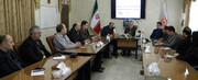 جلسه ستاد بحران اردبیل با حضور رئیس دبیرخانه ستاد مدیریت بحران بهزیستی کشور