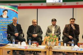 برگزاری جلسه آموزشی و توجیهی شیوه نامه رتبه بندی مراکز اقامتی میان مدت