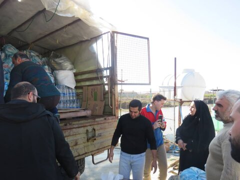 سوادکوه شمالی | ارسال کمک های خیرین سوادکوه شمالی به سیلزدگان سیستان و بلوچستان