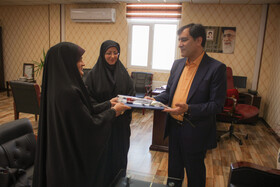 مدیرکل بهزیستی البرز از مربی کلاس پژوهش در قرآن تقدیر کرد
