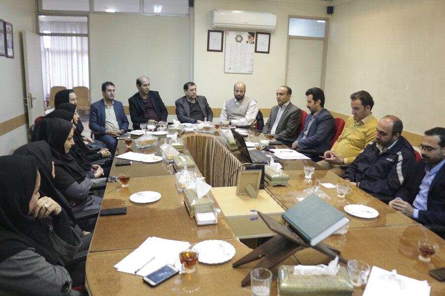 انتصاب   مسئول دفتر مدیریت عملکرد بهزیستی قزوین منصوب شد
