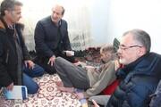 کمکهای مالی بلاعوض خانوادههای ۲ فرزند معلول استان اردبیل ۲ برابر شد