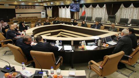 جلسه «کمیته کشوری هماهنگی مراکز ماده ۱۶ قانون مبارزه با مواد مخدر» برگزار شد