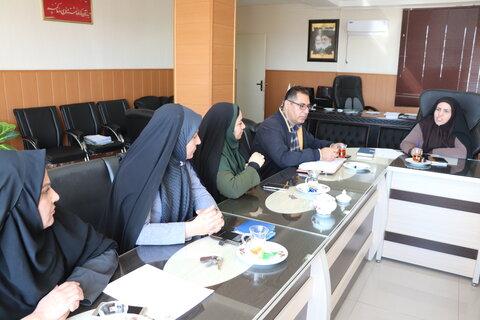 کمیته پیشگیری از بیماری های واگیر دار بهزیستی چهارمحال و بختیاری تشکیل شد