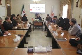 برگزاری کمیته پیشگیری و کنترل ویروس کرونا در بهزیستی استان