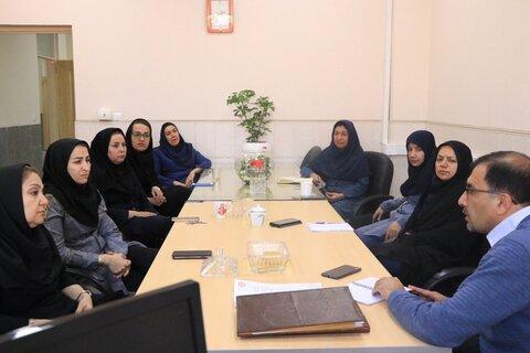 تشکیل کارگروه پیشگیری و کنترل ویروس کرونا درحوزه معاونت توانبخشی بهزیستی استان کرمان