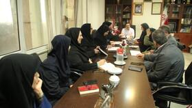 گزارش تصویری| ششمین جلسه کمیته پیشگیری از بیماری های واگیردار در سازمان بهزیستی