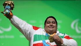 Iranian Paralympian champion Siamand Rahman Dies at 31