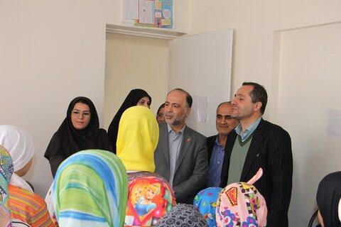 گزارش تصویری| مدیرکل بهزیستی استان از مراکز ترکمانی و خیام بازدید کرد